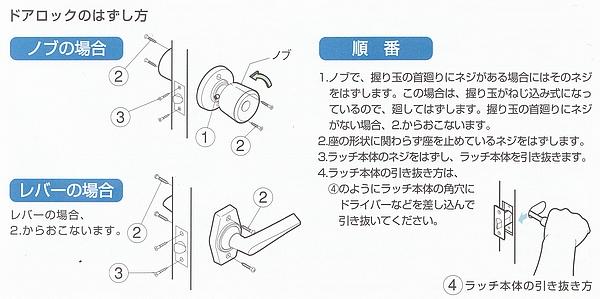 川口技研(GIKEN) ホーム空錠